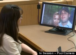 Jodi Arias in court.