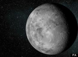 Artist's impression of Kepler 37B