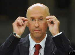 Parliamentary budget officer Kevin Page says some international observers have expressed shock at the difficulties he's had in prying information from the government. (CP)