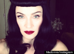 Madonna's Instagram account threatened to be shut down for being too