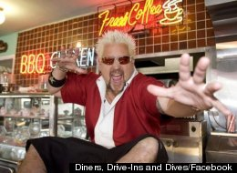 Diners, Drive-Ins and Dives/Facebook