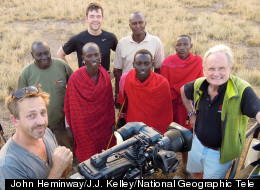 John Heminway/J.J. Kelley/National Geographic Tele