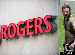 Ongoing negotiations over a new distribution deal between U.S.-based channel AMC and media giant Rogers Communications are heating up. (CP Files, AMC)