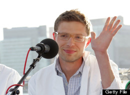 Jonah Lehrer attends a panel discussion on May 29, 2008 in New York City. (Photo by Thos Robinson/Getty Images for World Science Festival)