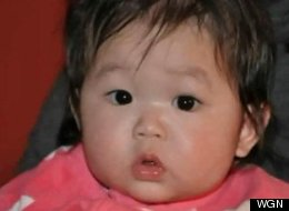 An Evanston couple must give up baby Sewah after losing their against the South Korean government battle to keep her. (WGN)
