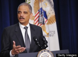 Attorney General Eric Holder faced members of the Senate Judiciary Committee on Wednesday (AFP PHOTO/Mandel NGAN).