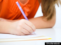 Mother Amy Cheney found her 7-year-old daughter's diet list, which included acceptable foods and an exercise regimen. (Stock image)