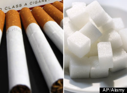 Tactics used by the sugar industry echo those of the tobacco industry. (AP, Alamy)
