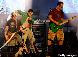 Weezer is hosting a cruise to the Bahamas.