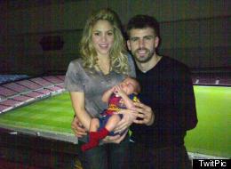 Piqué habla de Milan y Shakira.