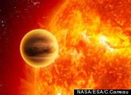 Mysterious dense bodies outside the Solar System could be the remnants of ice giants similar to Neptune that wandered too close to their suns, according to results presented this week at a meeting on exoplanets at the Royal Society in London.