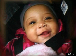 Six-month-old Jonylah Watkins and her father Jonathan were shot Monday afternoon on Chicago's South Side. Jonathan survived the shooting and is reportedly now working with police on finding his baby's killer.