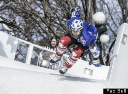 Le Finlandais Arttu Pihlainen en plein action