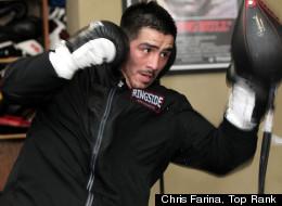 Chris Farina, Top Rank