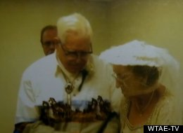 Russell Stiffler, 90, was arrested for punching a Pennsylvania state trooper who came to his house to check on Stiffler's wife.