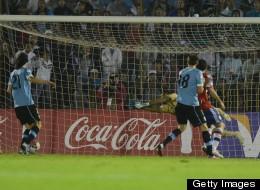 Luis Suárez de Uruguay hizo el mejor gol de la fecha FIFA