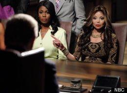 Omarosa suing La Toya Jackson.