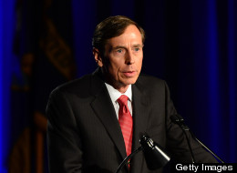 In his first public appearance since stepping down last November as head of the CIA, David Petraeus admitting to an affair, and said he regretted the circumstances that led to his resignation. AFP PHOTO / Frederic J. BROWN (Photo credit should read FREDERIC J. BROWN/AFP/Getty Images)