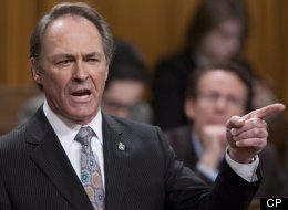 NDP MP Pat Martin called Conservatives 'dirty rotten bastards' for allegedly using dirty tricks in his riding. (CP)
