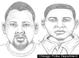 Police have released these sketches of two men suspected of kidnapping a 15-year-old on Chicago's Southwest Side last week.