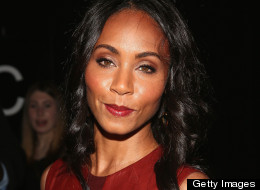 Jada Pinkett Smith opened up about rumors she and Will Smith have an open relationship. Here, she attends New York Fashion Week in February. (Photo by Astrid Stawiarz/Getty Images)