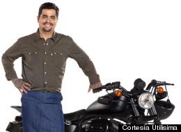 El chef Aarón Sánchez nos dice cuál es su comida favorita y hasta qué parte de su cuerpo es la única sin tatuajes.