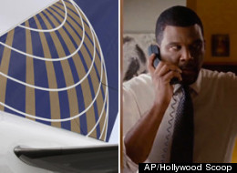 A United Airlines flight from Denver was forced to make a diversion in Chicago after a complaint from passengers over the movie 'Alex Cross' was too violent and sexually suggestive. The captain claims the diversion was made due to a