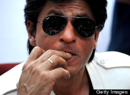 Bollywood superstar Shahrukh Khan arrived in Vancouver Friday to perform at B.C.'s TOIFA gala. (Getty Images)