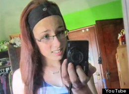 Rehtaeh Parsons, shown in a video, committed suicide after being cyberbullied.