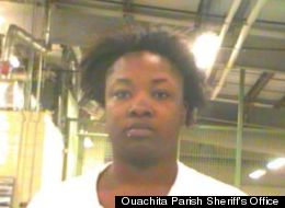 Kisha Carter, 25, has been charged with cruelty to animals.