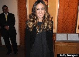 NEW YORK, NY - FEBRUARY 06: Sarah Jessica Parker attends the book launch party for Ali Wentworth's new book 'Ali In Wonderland' at Sotheby's on February 6, 2012 in New York City. (Photo by Dimitrios Kambouris/WireImage)
