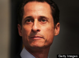 Anthony Weiner, who is considering running for New York City mayor, received the endorsement of Rep. Keith Ellison (D-Minn.) (Photo by Spencer Platt/Getty Images)