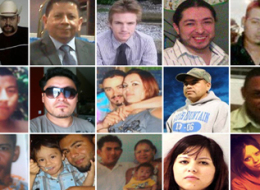 More than 1.5 million people have been deported since the beginning of fiscal year 2009. Some are pictured here. (Photos courtesy of the National Immigrant Youth Alliance, Richard Dennis and Nancy Landa)