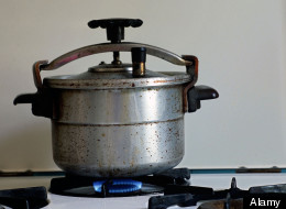 The Detroit Free Press apologized Wednesday after a graphic detailing how to make a pressure-cooker bomb was printed in the paper's print edition and published online (Photo via Alamy).