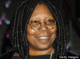 Whoopi Goldberg, Tribeca Film Festival jury member and filmmaker, attends the Vanity Fair Tribeca Film Festival Party in New York, April 16, 2013.