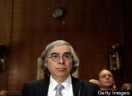 Secretary of Energy nominee Ernest Moniz testifies before the Senate Energy and Natural Resources Committee April 9, 2013 in Washington, DC. (Photo by Win McNamee/Getty Images)