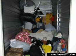 Two children have been discovered living in a New Jersey storage unit.