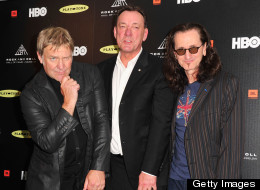 Rush has been inducted into the Rock and Roll Hall of Fame.