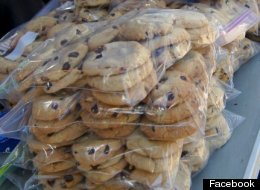 Surrey RCMP seized 8,000 cookies believed to be laced with marijuana on Thursday. (Facebook)