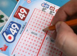 Ontario's lottery agency is adding new ways to win and increasing the price of its signature Lotto 6/49 ticket in the process. (CP)