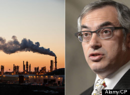 "Ontario's ""Ring of Fire"" mining project promises to be the economic equivalent of another oil sands, Treasury Board President Tony Clement says. (CP Files)"