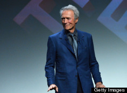 Clint Eastwood at Tribeca.