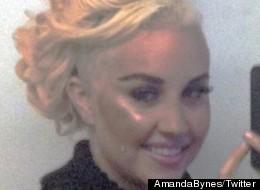 Bynes, 27, showed of her new buzzed cut on Twitter last week.