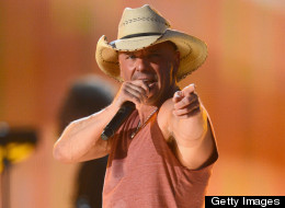 Kenny Chesney has released a new album.