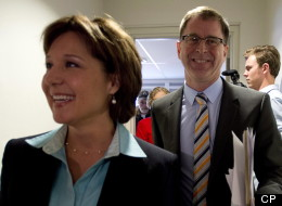 If it were up to B.C.'s children, the NDP would have comes into power earlier. (CP)