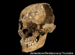 Scholars unveiled archaeological evidence of cannibalism at an early Jamestown colony. (Photo via JamestownRediscovery/Youtube)