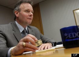 New Bank of Canada Governor Stephen Poloz. (Photo By Deborah Baic The Globe and Mail)
