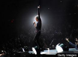 The Cawthra Park Secondary School Chamber Choir has won the chance to sing on stage with the Rolling Stones. GETTY
