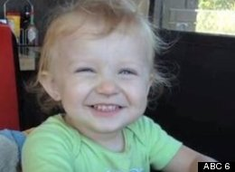 Chelsea Huggett, 21, is accused of murdering her 2-year-old daughter, Aliyah Marie Barnum.
