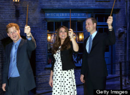 Shazam! Does Prince Harry know the gender of Kate and Will's soon-to-be royal baby?